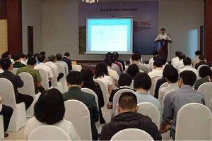 Hội nghị tập huấn bồi dưỡng kiến thức về biển, đảo