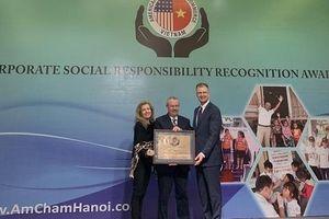 Vinh danh 34 doanh nghiệp hoạt động trách nhiệm xã hội nổi bật tại Việt Nam