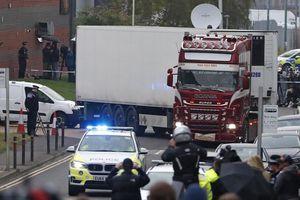 Tài xế lái container chở 39 nạn nhân tại Bỉ ra tòa tại CH Ireland