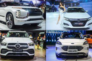 Điểm lại những mẫu xe nổi bật tại VMS 2019