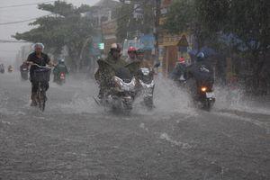 Bão số 5 suy yếu thành áp thấp nhiệt đới, Trung Bộ và Tây Nguyên mưa lớn