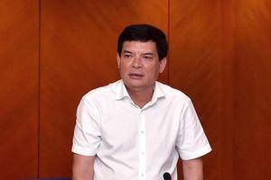 Kỷ luật cảnh cáo Phó Tổng cục trưởng Tổng cục An ninh Trình Văn Thống