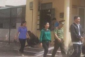 Bắt tạm giam 5 y, bác sĩ Bệnh viện Tâm thần tỉnh Thanh Hóa