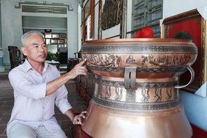 Mục sở thị 'gia tài khổng lồ' của người đàn ông lập 4 kỷ lục Guinness Việt Nam