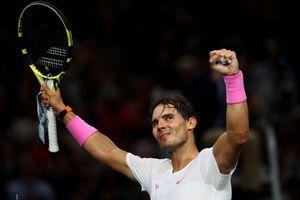 Nadal tiếp tục thăng hoa sau khi chia tay đời 'lính phòng không', Djokovic sẵn sàng trả nợ hot boy quần vợt