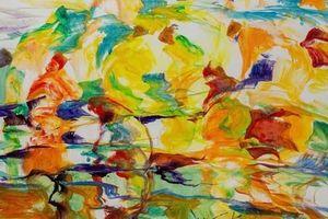 Chiêm ngưỡng tác phẩm mỹ thuật của các nghệ sĩ hàng đầu châu Á
