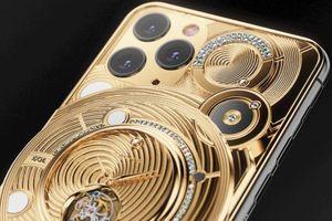 Caviar giới thiệu iPhone 11 Pro với nửa ký vàng 'dắt lưng'