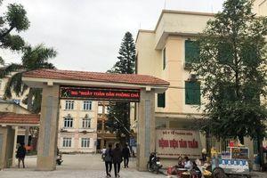 Thanh Hóa: Tuồn thuốc bảo hiểm ra ngoài, 5 nhân viên y tế bị bắt