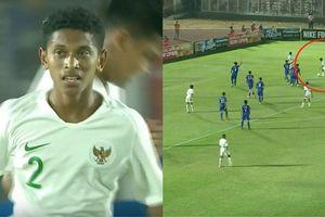 Ngôi sao của bóng đá Indonesia qua đời vì động đất