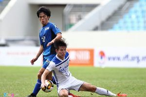 U21 Việt Nam vào chung kết với Sinh viên Nhật Bản