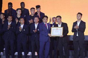 Chủ tịch Nguyễn Đức Chung: Hà Nội FC là niềm tự hào của bóng đá Thủ đô