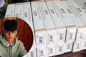 Xử phạt đối tượng vận chuyển, tàng trữ thuốc lá nhập lậu