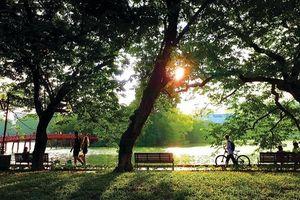 Hà Nội nằm trong danh sách 50 thành phố đẹp nhất thế giới