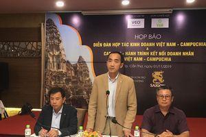 Sắp diễn ra sự kiện kết nối doanh nghiệp Việt Nam – Campuchia tại Campuchia