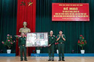 Giảm thiểu vi phạm pháp luật và kỷ luật trong thanh niên Quân đội