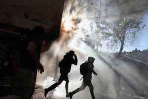 Chile hủy đăng cai tổ chức APEC, COP25 vì biểu tình