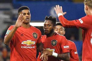 MU tiếp tục vận son, Mourinho lên tiếng tái xuất
