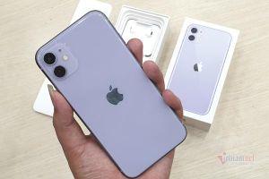 Mở hộp iPhone 11, iPhone 11 Pro Max chính hãng: Khác gì hàng xách tay?