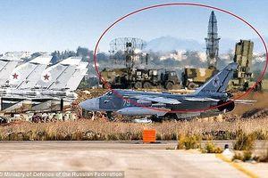 Căn cứ Hmeymim suýt 'ăn đạn', 300 quân và 20 xe bọc thép Nga tới phía bắc Syria