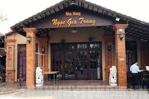 TP.HCM cưỡng chế khẩn resort xây dựng không phép ở Bình Chánh
