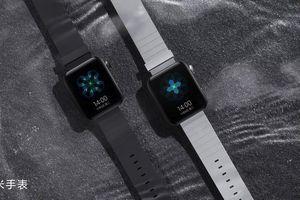 Xiaomi bắt chước Apple Watch với chiếc smartwatch đầu tiên của mình