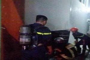 Đà Nẵng: Cảnh sát phá cửa, cứu người giữa biển lửa trong đêm
