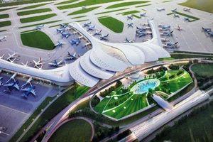 Sẵn sàng khởi công Cảng hàng không Long Thành vào đầu năm 2021