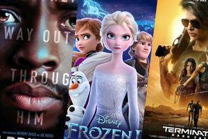 Cuộc đua phim Hollywood tháng 11: Frozen 2 sẽ 'cân' hết các đối thủ?