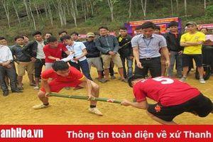 Huyện Quan Sơn bảo tồn, phát huy và nhân rộng các môn thể thao dân tộc