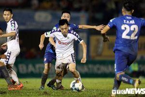 Văn Quyết: Làm hết sức ở Hà Nội FC, không được lên tuyển Việt Nam là điều đáng tiếc