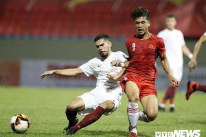 Trực tiếp U21 Việt Nam vs U19 Sarajevo, U21 quốc tế báo Thanh niên