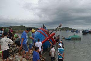 Phú Yên thiệt hại hàng trăm tỷ đồng do bão số 5