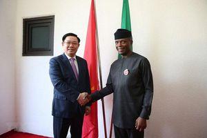 Việt Nam coi trọng quan hệ với các nước bạn bè châu Phi