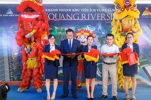 Khánh thành khu tiện ích và hạ tầng dự án Dat Quang Riverside