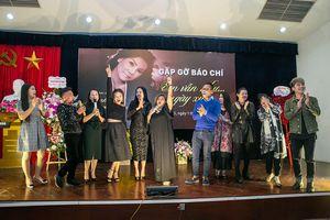 NSND Thanh Hoa và chặng đường 55 năm ca hát
