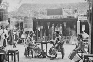 'Trạng cờ' Vũ Huyên giúp vua Lê thắng trận trong bang giao cuộc cờ