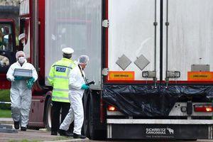 Cảnh sát Anh đã liên hệ gia đình một số nạn nhân người Việt