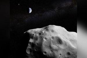 Tiểu hành tinh 'lẳng lặng' bay gần trái đất chưa từng thấy