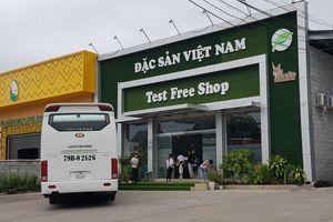 Các showroom đón khách Trung Quốc tại Nha Trang 'thách đố' chính quyền
