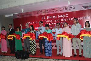Giao lưu mỹ thuật cộng đồng người nước ngoài tại Đà Nẵng năm 2019