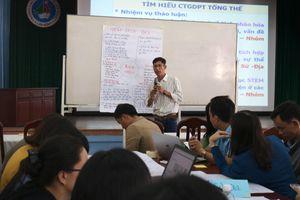 Lâm Đồng: Tập huấn CTGDPT mới cho 218 giáo viên cốt cán
