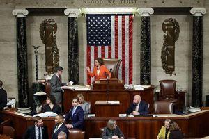 Hạ viện Mỹ duyệt điều trần luận tội: Mới mà cũ
