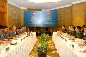 Nâng tầm quan hệ hợp tác giữa lực lượng bảo vệ biên giới Việt Nam - Campuchia
