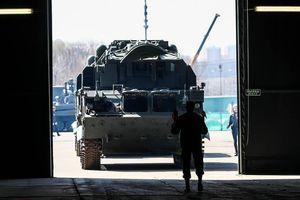 Hạm đội Nga nhận tên lửa dũng mãnh, 'tấn công mục tiêu trong vài giây'