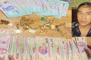Bắt đối tượng đột nhập phá két trộm tài sản gần 500 triệu đồng
