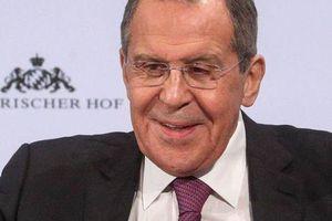 Ngoại trưởng Lavrov: Quân đội Nga chưa thể xác nhận thủ lĩnh IS đã chết