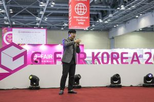 Sân khấu MIK đặc biệt tại hội chợ đa ngành nổi tiếng Hàn Quốc G-Fair