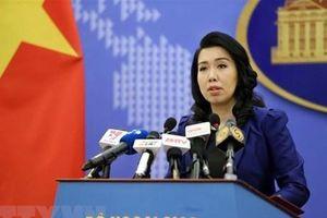 Bộ Ngoại giao Việt Nam lên tiếng về vụ phát hiện 39 thi thể tại Anh