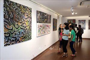 Giao lưu Mỹ thuật cộng đồng người nước ngoài tại Đà Nẵng