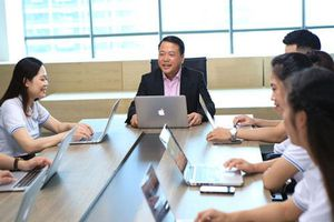 Doanh nhân Nguyễn Hòa Bình: Người tri kỷ của Startup